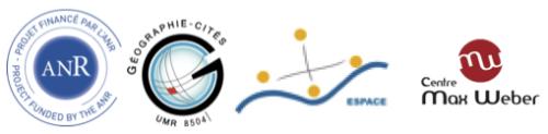 Logos des unités partenaires